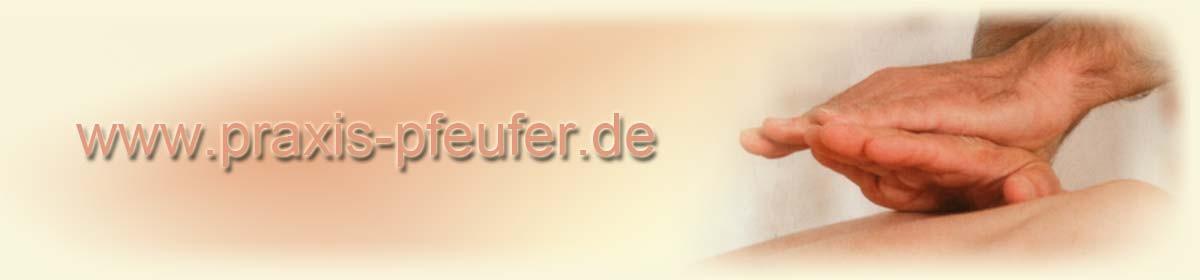 Praxis für Physiotherapie Günter Pfeufer